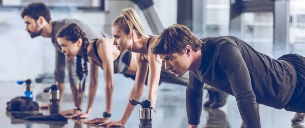 What is Group Fitness